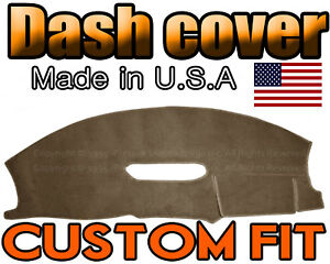 Fits 1997 2002 Chevrolet Camaro Dash Cover Mat Dashboard Pad Taupe