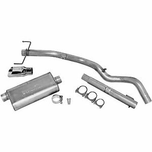 Dynomax Ultra Flo Welded Exhaust System 19370