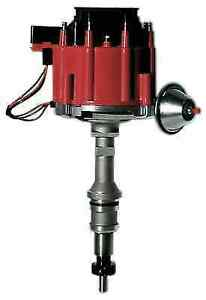 Proform 66969r Red Cap Hei Distributor Built In Coil For Ford 221 289 302