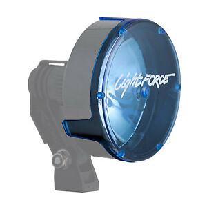 Lightforce 140mm Lance Crystal Blue Spot Filter Fblucld
