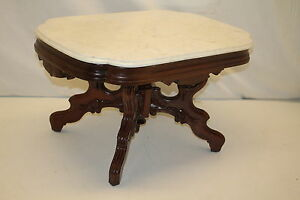 Antique Victorian Marble Coffee Table With An Exceptional Base Circa 1890 S