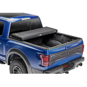Extang 83930 Solid Fold 2 0 Fold Up Tonneau Cover For Nissan Titan 77 Bed