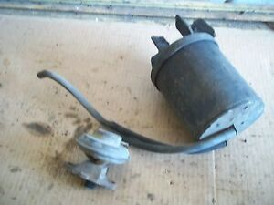 1977 Cutlass Olds 350 403 455 Engine Egr Valve Charcoal Canister 1975 1976 1974