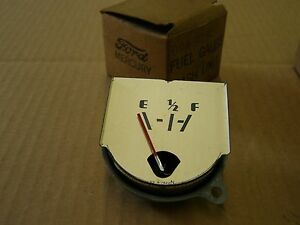 Nos Oem Ford 1940 Mercury Dash Fuel Gauge Gas Level Indicator