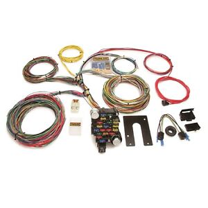 Painless Performance 10202 Classic Plus 28 Circuit Customizable Wiring Harness