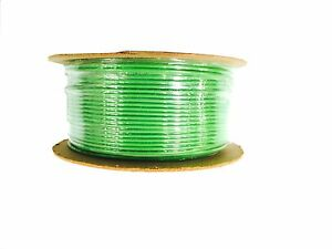 Ul1015 16awg green 500ft Green Stranded Copper Wire 16awg 600v