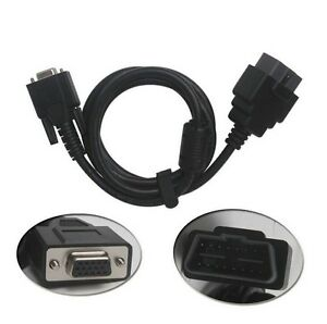 New Chrysler Diagnostic Tool Obd2 16pin Cable Main Cable For Witech