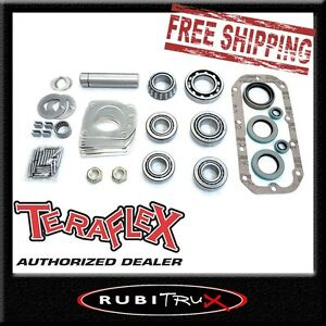 New Teraflex Dana 300 Rebuild Kit 2503000 Cj Jeep 76 86 Free Shipping