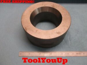 Heat Treated Ring Gage Blank 2 470 Inside Diameter 4 467 Outside Dia 2 Thick