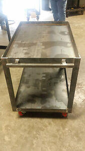 Industrial Use Custom Made Shop Carts