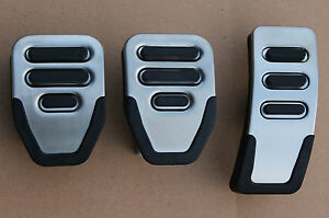 Seat Exeo St Sport Original Pedal Caps Pedal Cover Kit Pads Automatic Cars