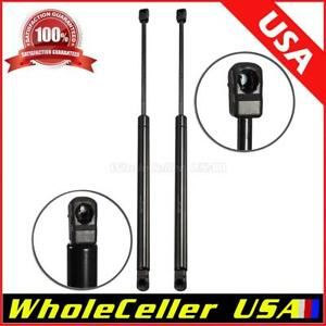 Qty 2 Rear Hatch Gas Charged Lift Support Strut For 05 08 Jeep Grand Cherokee