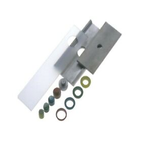 Specialty Products 63030 12pc Universal 3 W Rear Thrust Alignment Plate Kit
