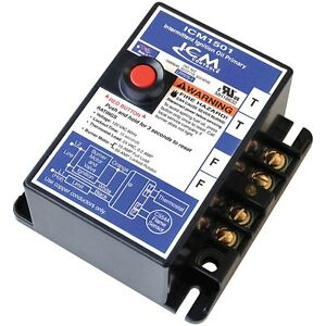 New Icm1501 Intermittent Ignition Oil Primary Control Replaces R8184g4066