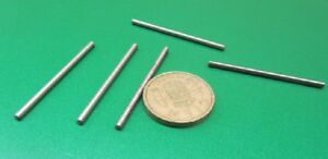 416 Stainless Steel Dowel Pins 1 8 Dia X 1 3 4 Length 10 Pieces