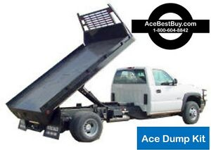 Dump Bed Hoist Kit Make Your Truck Dump 10 To 16 Foot Beds Up To 17 Tons