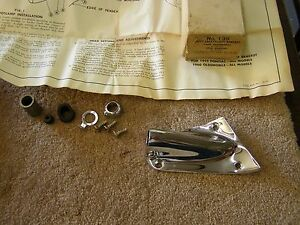 Nos Unity 1959 Pontiac 1960 Oldsmobile Spot Light Lamp Bracket 139l