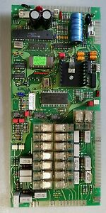 Wascomat Gen5 Washer Electric Computer Board Timer 471896407 Chip Included