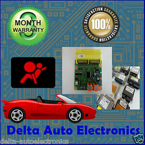 All Nissan Srs Airbag Computer Control Module Reset Service