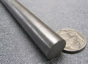 303 Stainless Steel Shaft Rod Undersized 1 2 Diameter X 36 0 Length