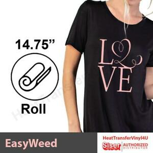 Siser Easyweed Iron On 15 X 5 Yards Select Your Colors