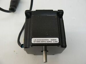 Lin Engineering 5718m 05pd 20ro High Torque Step Motor 2 8 Amp