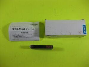 Omron Sensor Photoelectric Switch E3x mda8 New