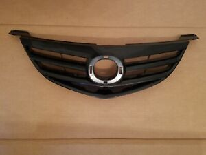 Fits 2004 2006 Mazda3 Sport Sedan Front Bumper Grille New
