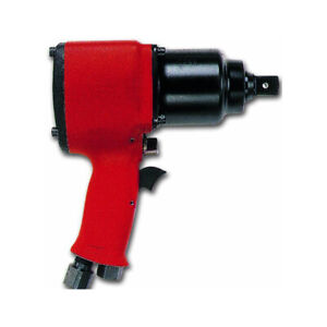 Chicago Pneumatic Cp6060 Zasak 3 500 Rpm 1 inch Impact Wrench W Hole Retainer