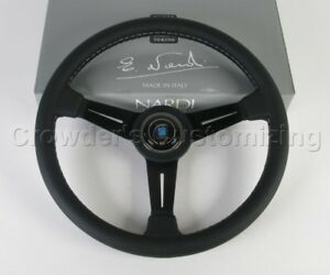 Nardi Personal Steering Wheel Classic 360 Mm Leather