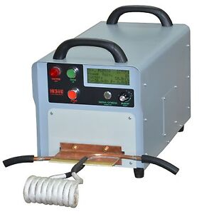 30kw High Frequency Induction Heater Machine Ihm 30 8 50 8 50 Khz