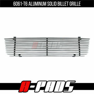 For Ford 1993 94 95 96 1997 Ranger Upper Replacement Billet Grille Cutout Insert