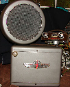 Refurbd Pontiac 1937 Deluxe 6 Deluxe 8 Radio W Control Head Cables Outstanding