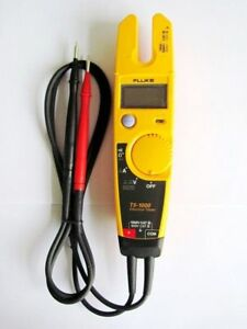 Fluke T5 1000 Continuity Current Electrical Tester Meter 1000v Brand New