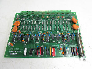 Adept Tech technology 10310 58020 Rev C Binary I o Board xlnt
