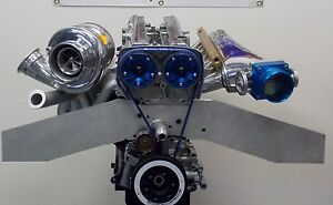 2jz Gte Turbo 2100 Hp Drag Race Engine Complete Toyota Supra 3 0 3 2 3 4