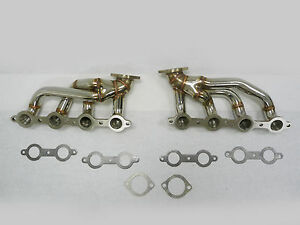 Obx Stainless Header Manifold For 2010 2015 Chevrolet Camaro Ss 6 2l Ls3 L99 N a