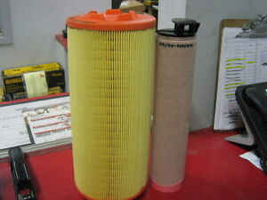 Gehl Skid track Loader Air Filter Set 184146 184195