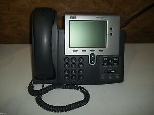 Cisco Cp 7940g Series 7900 Voip Phone