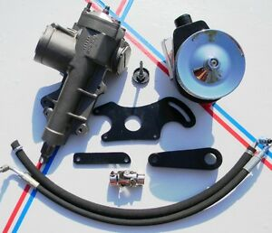 65 66 67 68 69 70 71 72 73 74 75 76 Ford F 100 2wd Truck Power Steering Bendix