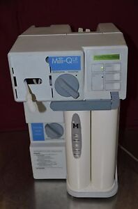 Millipore Milli q Uf Plus Water Purification System Zd5311595 Mquf51