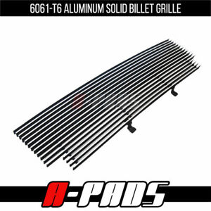 For Ford 01 03 Ranger Xlt Xl 2wd Upper Replacement Billet Grille Insert