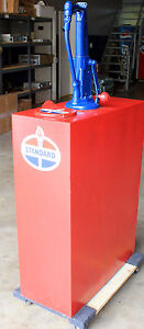 Tokheim Standard Oil Container With Pump