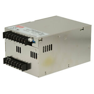Mean Well Psp 600 24 Ac dc Power Supply Single Out Switch 600w Us Distributor