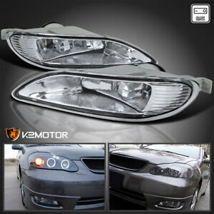 For Toyota 05 08 Corolla 02 04 Camry Clear Bumper Driving Fog Lights Switch