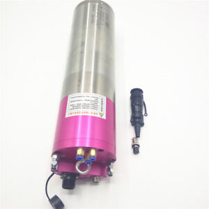5 5kw 2 9nm Atc Spindle Motor Water cooled 220v Automatic Tool Change Engraving