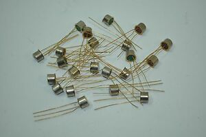 Nos Ti Texas Instruments Germanium Transistor Long Lead Lot 22 2n1308 N 149