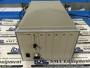 Ono Sokki 6 Unit Power Supply Ps 5506 With Sr 1220 Mic Amp Installed