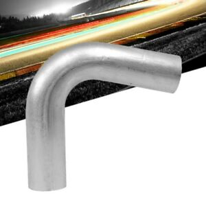 Hps 2 1 4 57mm 110 Degree Bend 16 Gauge Aluminum Tubing Elbow Pipe 3 Clr
