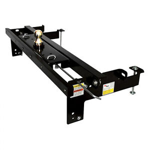 Popup 318 Flip Over Gooseneck Hitch For Ram 2500 Long And Short Bed